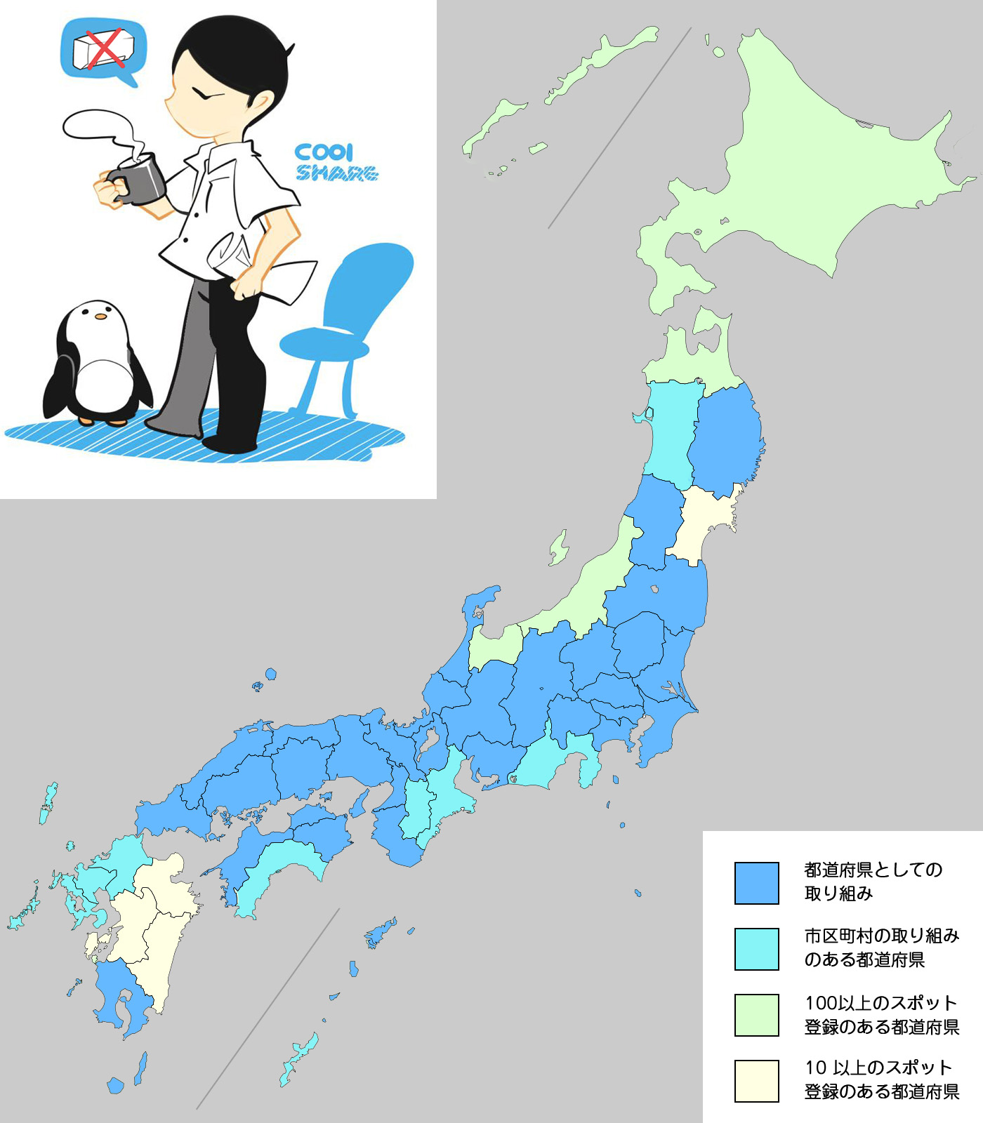 COOL SHARE / クールシェア